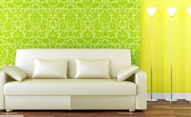 Memilih Wallpaper Dinding Ruang Tamu Dan Cara Mendapatkanya Green Wall Cute766