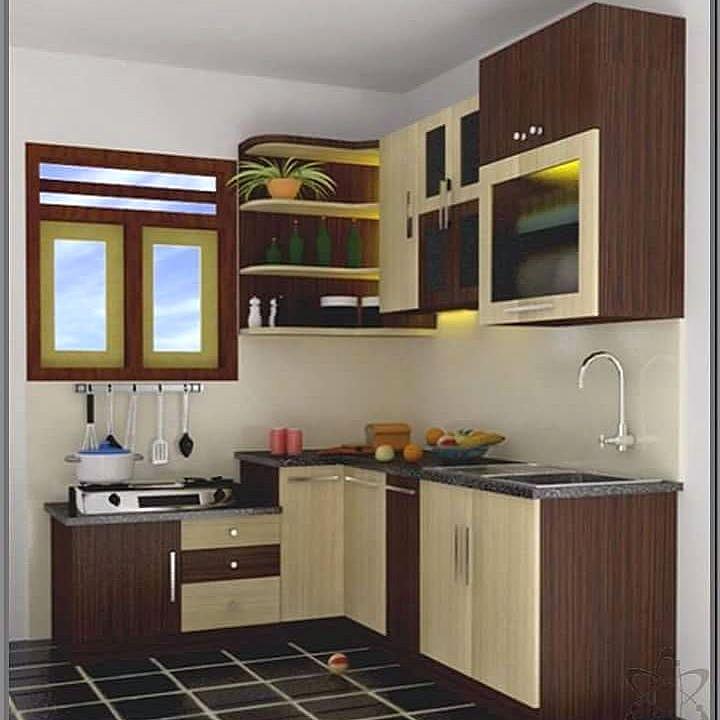 95 Kitchen Set Minimalis Sederhana Modern Terbaru Dekor