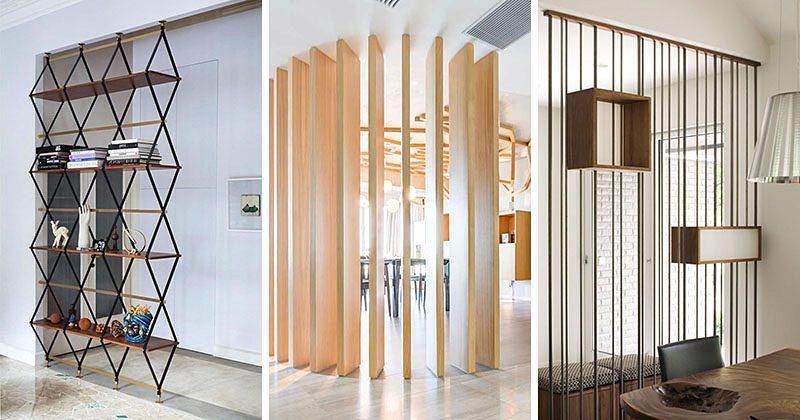 Contoh Divider Ruang Tamu  Desainrumahidcom