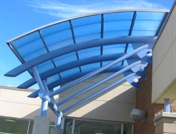contoh atap baja ringan rumah minimalis 23 model kanopi terbaru 2018 ...