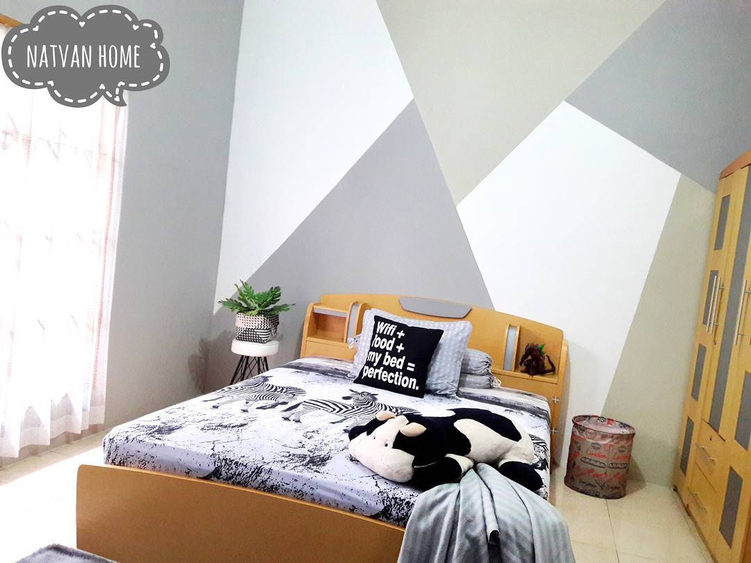 Desain Interior Jendela Kamar Tidur Yang Indah  Gambar Con