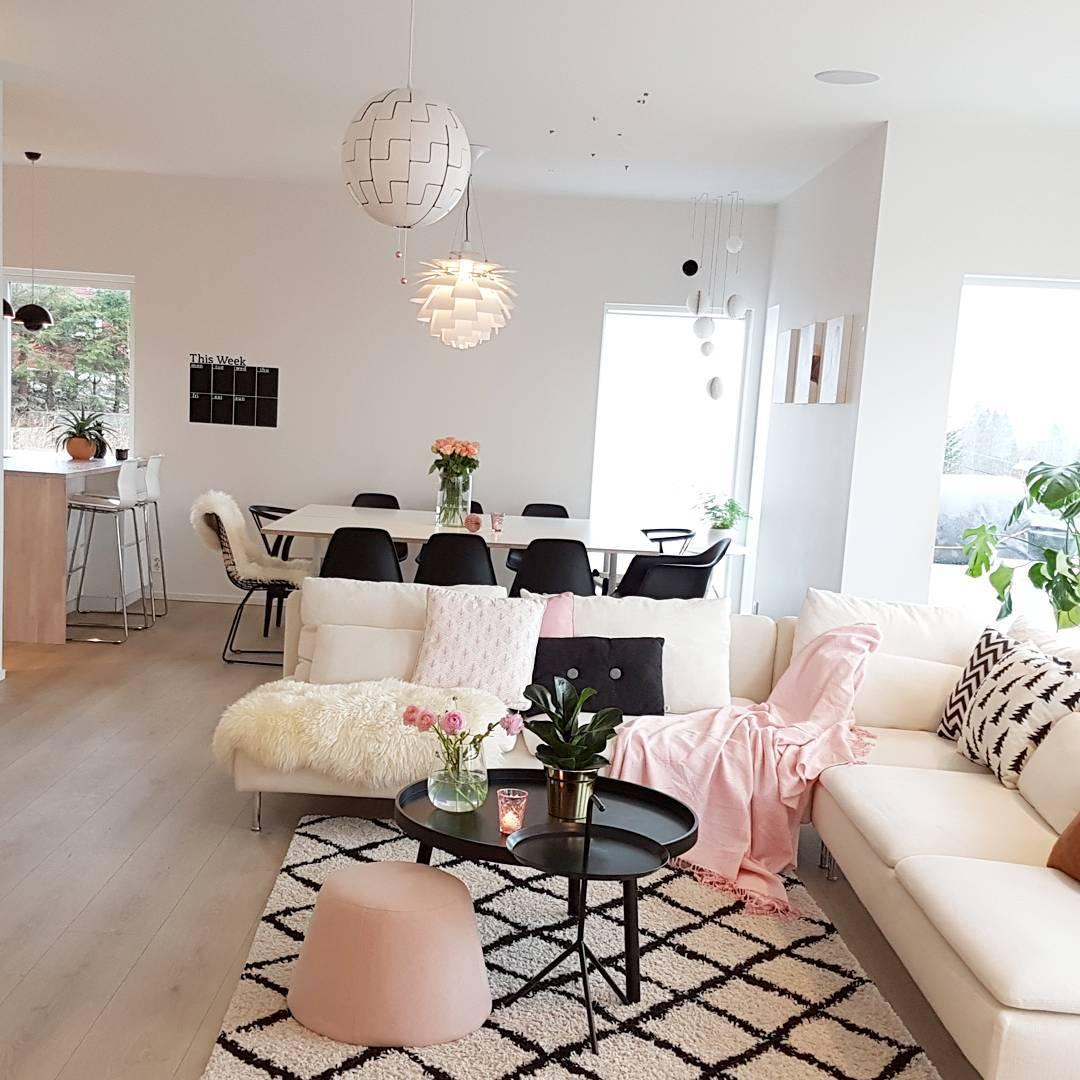 Desain Interior Rumah Nuansa Putih  Hontoh