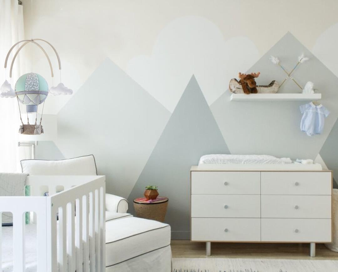 20 Desain Dinding Kamar Tidur Minimalis Kreatif 2019