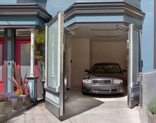25 Desain Garasi Mobil Minimalis Terbaru 2019  Dekor Rumah