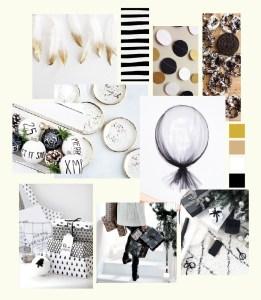 15+ trend terbaru gambar nuansa natal hitam putih