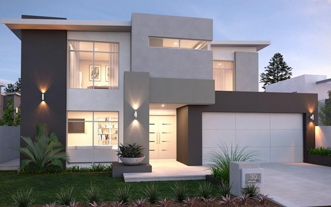 62 Gambar Rumah Minimalis Sederhana Tanpa Atap Genteng Gratis Terbaik