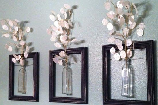 تزيين الجدار بطرق مبدعة ومبتكرة Creative Wall Decorations