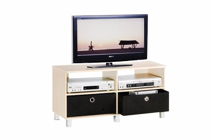 meja TV dengan laci