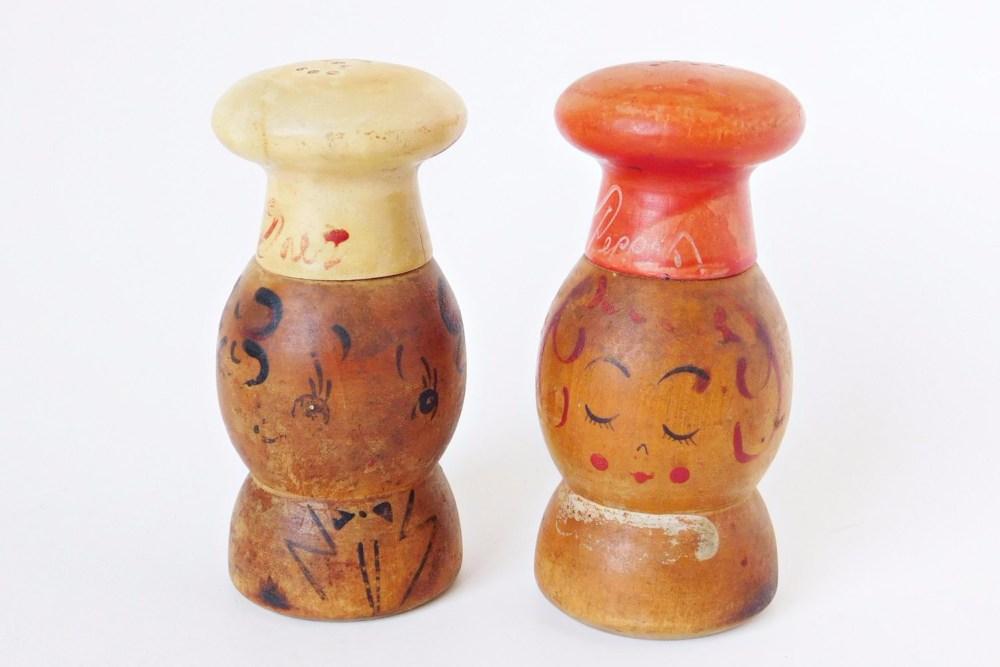 Salt Shaker Untuk Dekorasi Ruang Makan