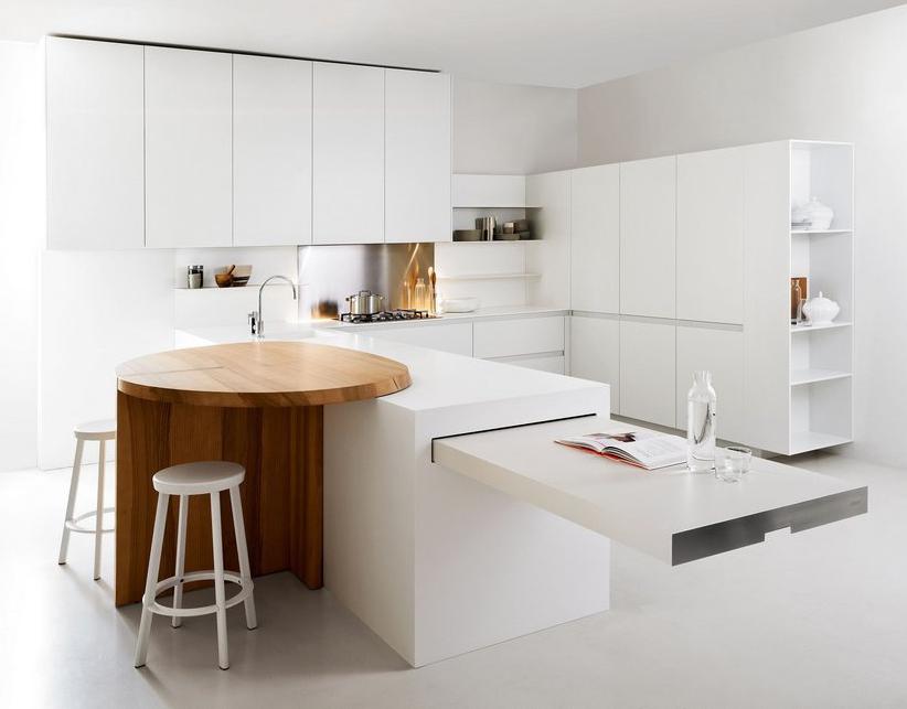 Ilusi Desain Dapur Kecil