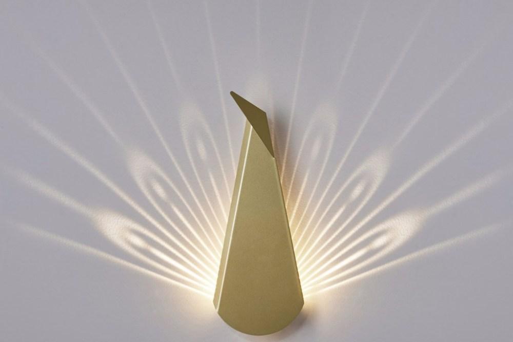 Lampu Peacock