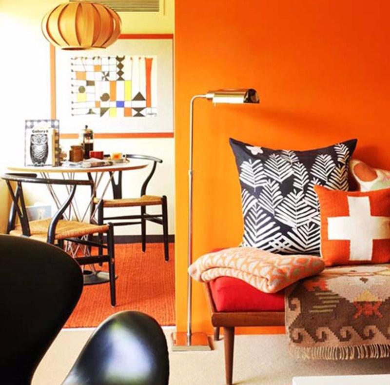 5 warna cat rumah keren ini bisa bikin suasana lebih hidup for Sofa bed yang bagus merk apa
