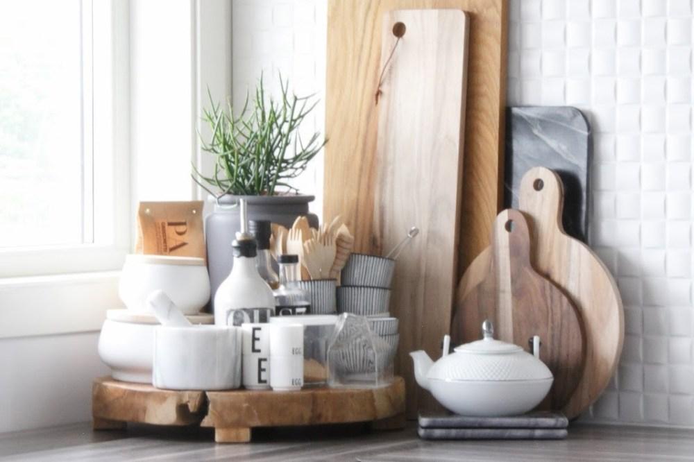 Dapur Sederhana Bersih dan Rapi Perawatan Rutin