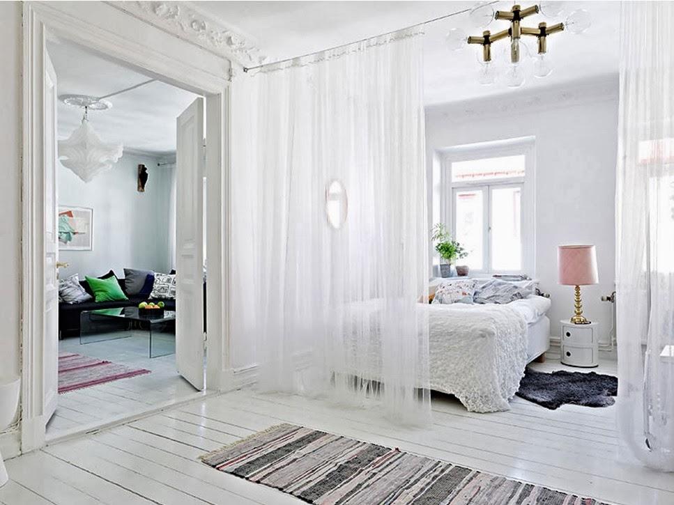 Sekat Ruangan Tirai