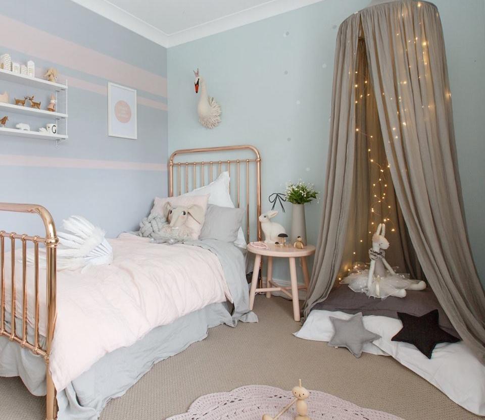 Design Interior Kamar  Warna  Biru Desain Rumah Minimalis