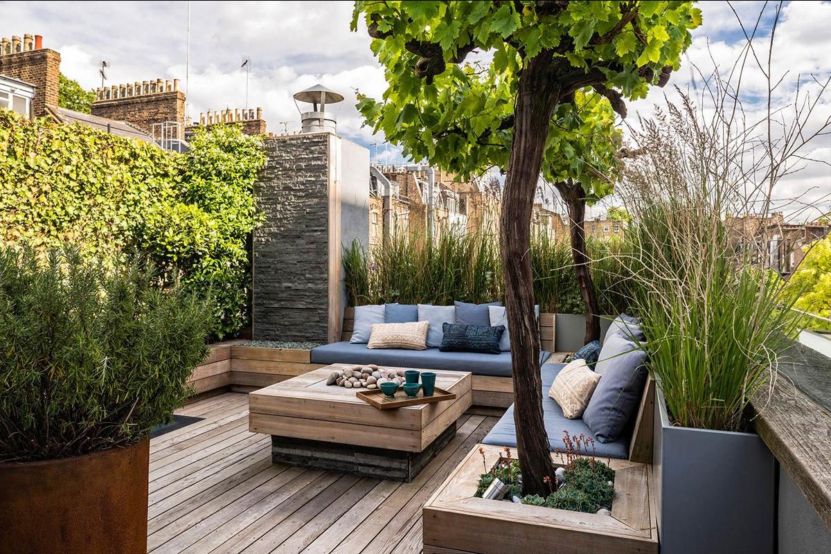 & 10 Desain Taman Minimalis Ini Bikin Suasana Rumahmu Tambah Cantik!