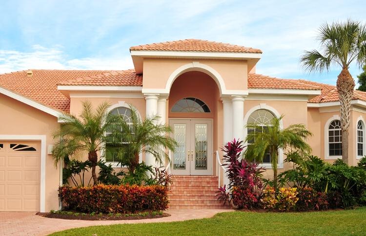 Kombinasi Warna Cat Rumah Hijau Dan Cream  22 warna cat rumah peach