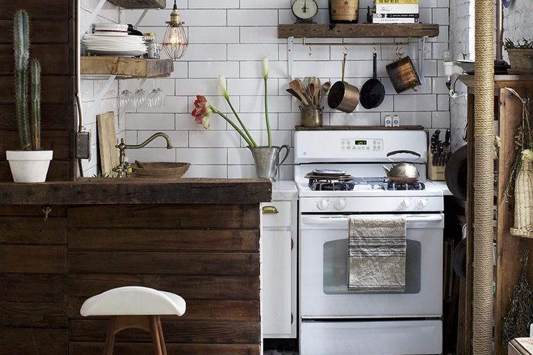9 Sulap Desain Dapur Minimalis  Ukuran 2 x 3 Jadi Dapur Apik