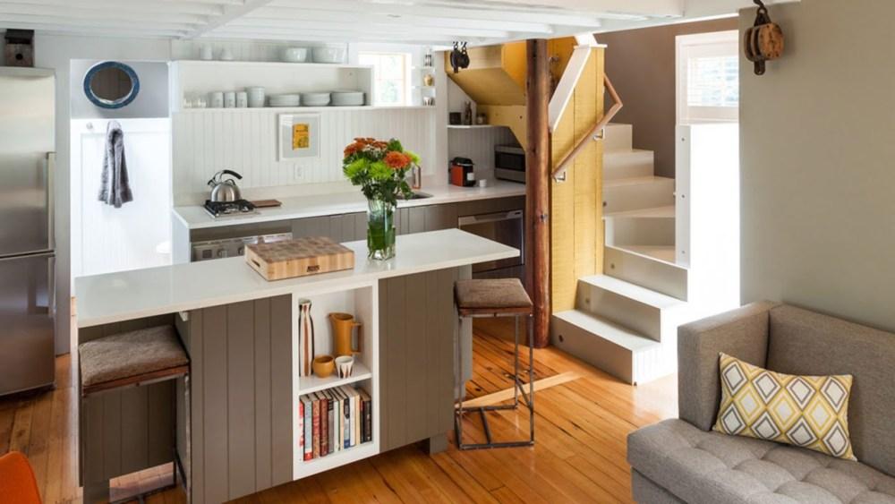 Furnitur Multifungsi Sebagai Solusi Rumah Kecil