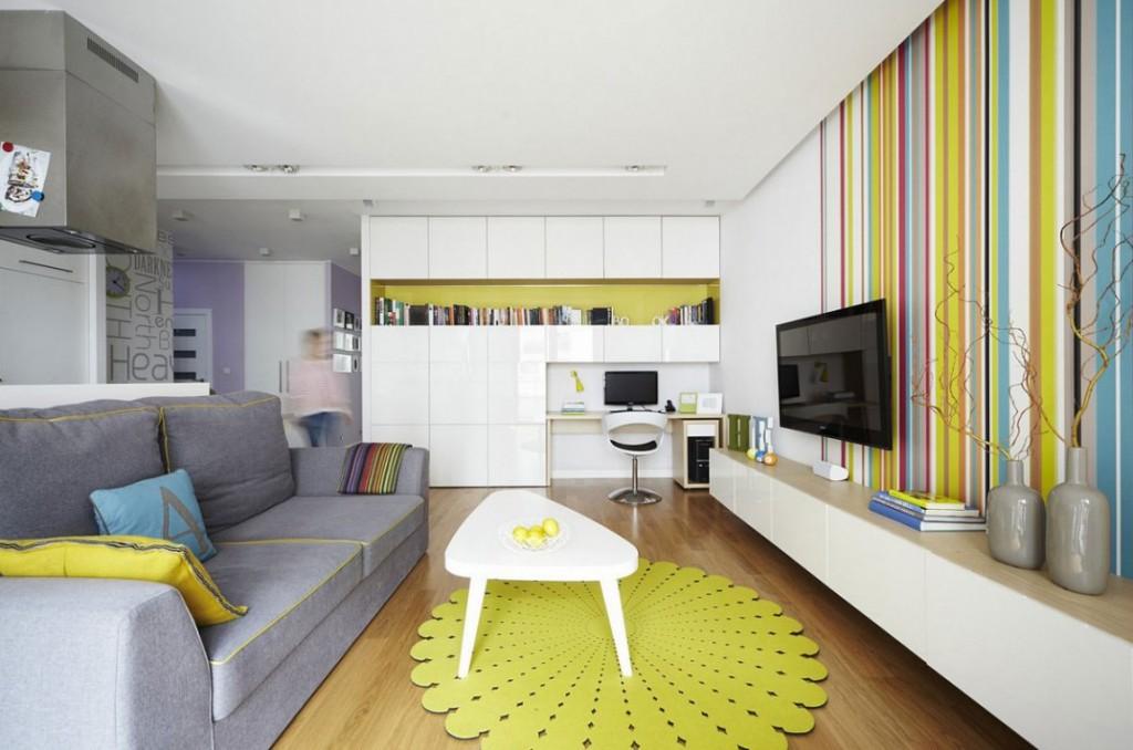 Karpet Motif Pola Untuk T&ilan Ruangan Lebih Luas. Karpet Rumah Kecil & 10 Trik Rahasia Rumah Kecil Bisa Terlihat Luas