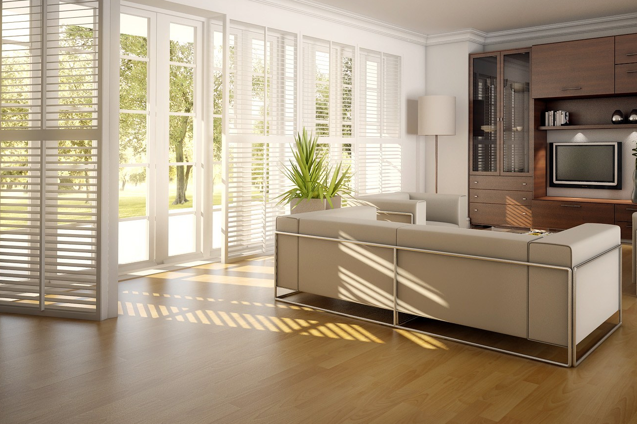 Desain Ruang Keluarga Dengan Batu Alam | Sobhome