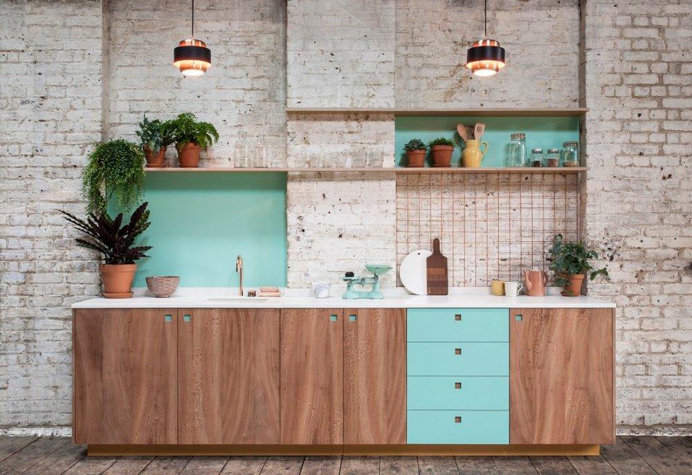 Kitchen Set Mini Industrial