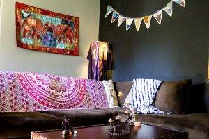 10 ide dekorasi rumah keren dengan gaya mandala