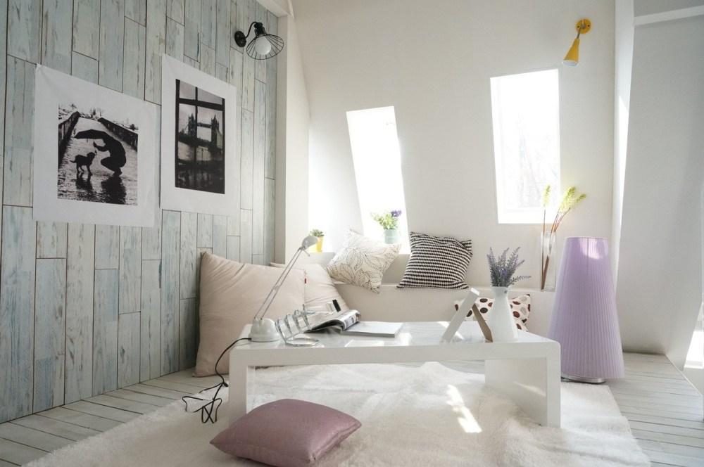 15 desain rumah impian yang bisa kamu contek for Korean style home decor
