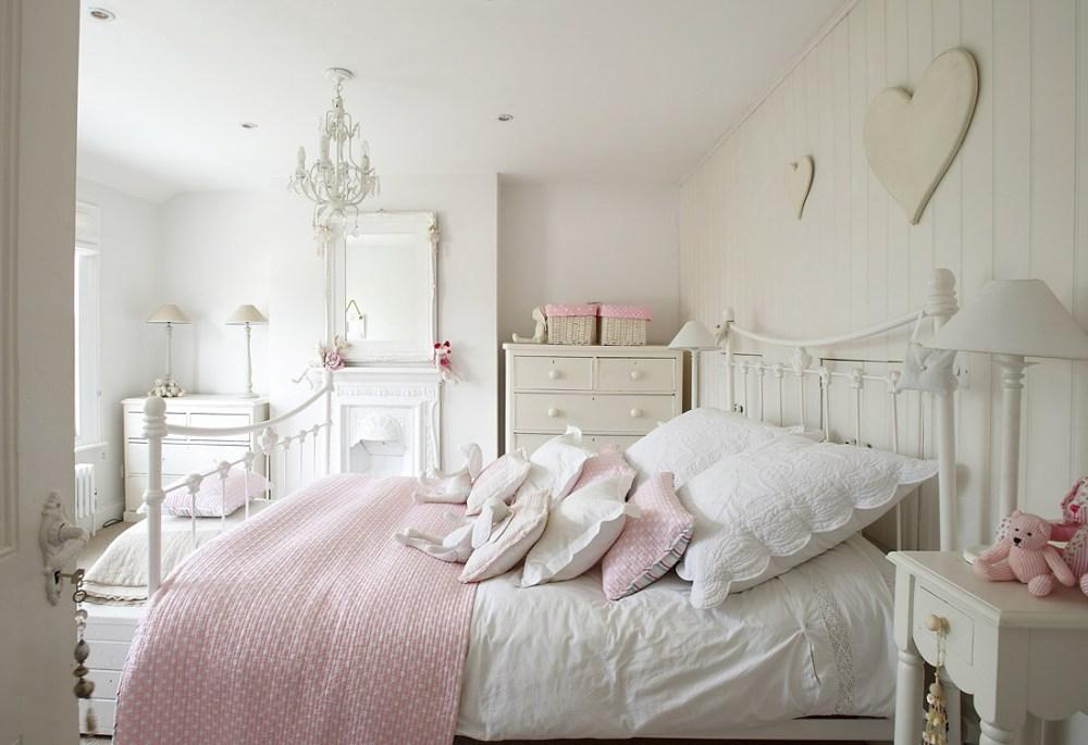 Master Room Rumah Shabby Chic
