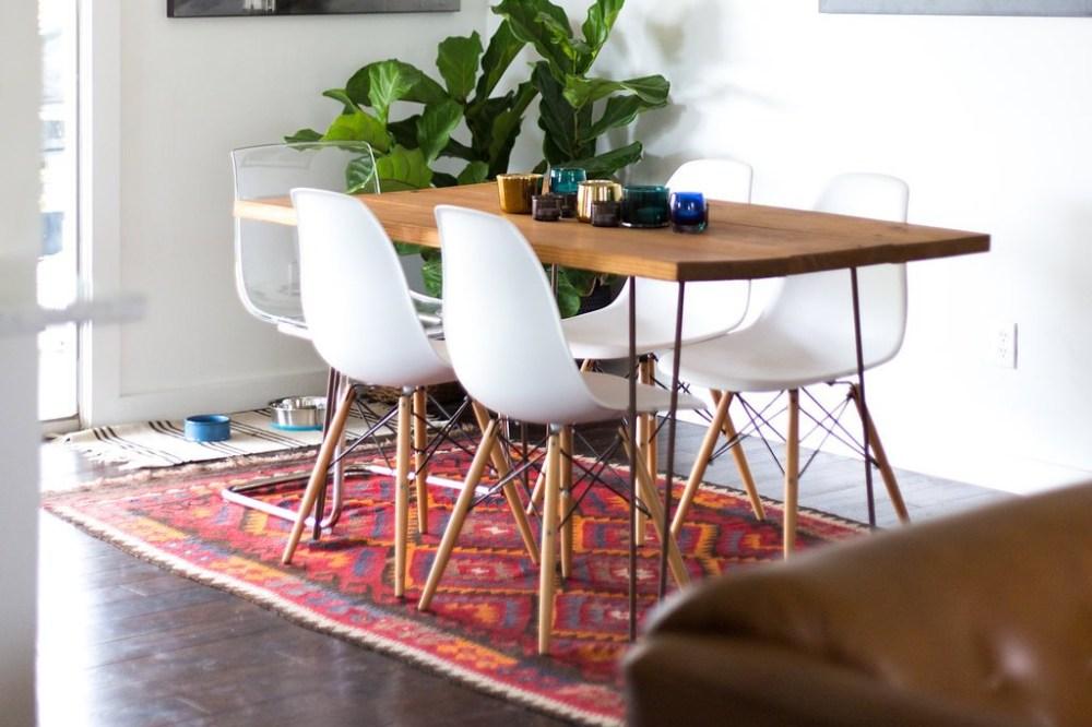 Atur Posisi Furnitur Karpet