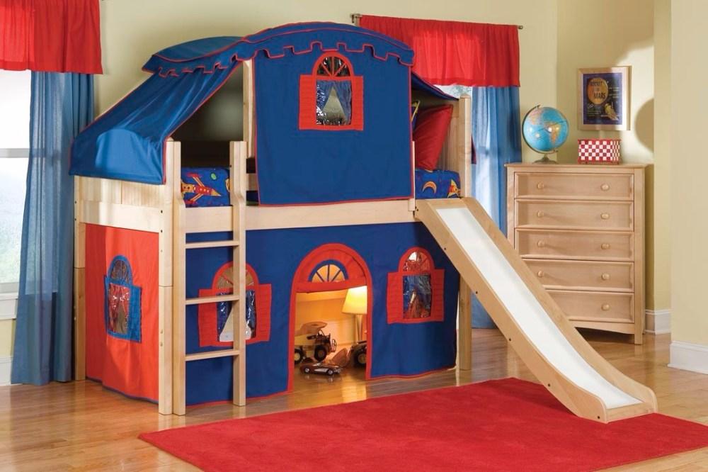 8 Desain Kamar Anak Laki-Laki yang Super Stylish