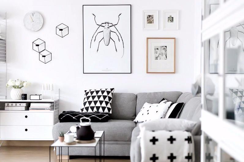 Image Result For Grey And White Interior Design Inspiration From Scandinavia