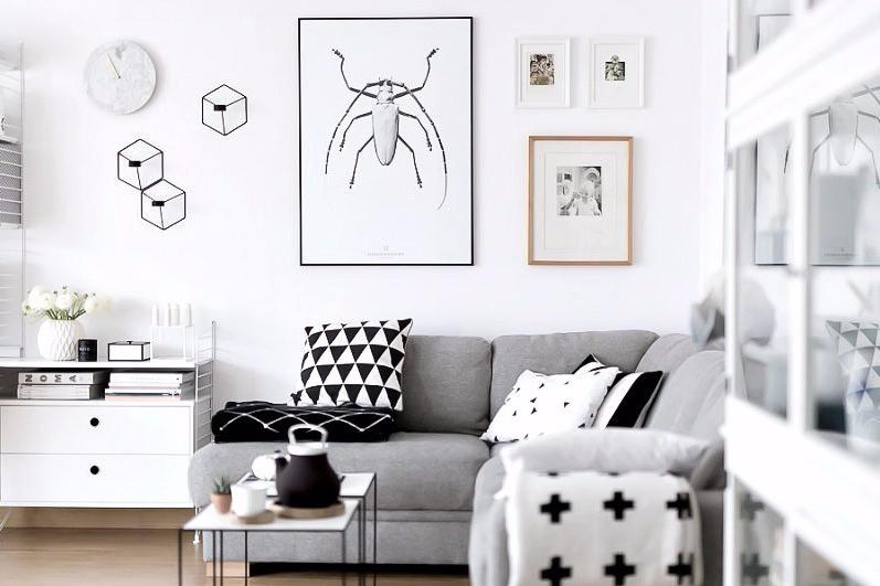 10 Inspirasi Desain Ruang Tamu Minimalis Ukuran 3 x 3