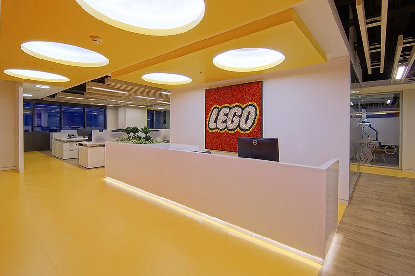 Ruang Kantor LEGO