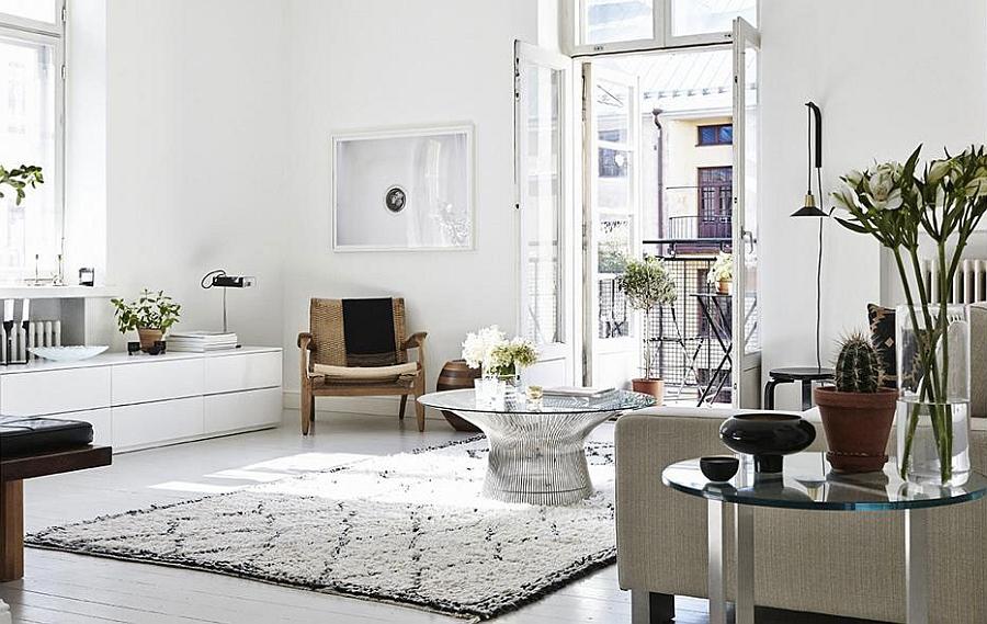 Sesuaikan Corak dan Warna Karpet