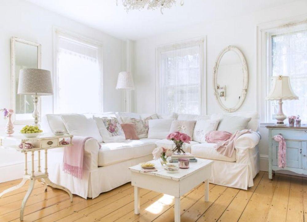 Sofa Rumah Shabby Chic