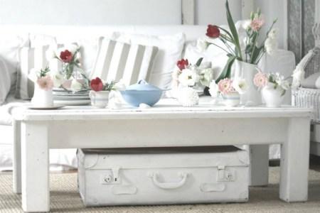 8 trik untuk ciptakan ruang tamu vintage di rumah