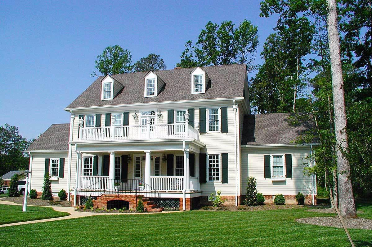 10 Desain Arsitektur Rumah Terpopuler Yang Harus Kamu Tahu