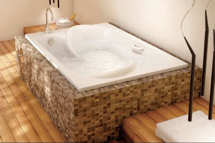 Ergonomics Bathtub
