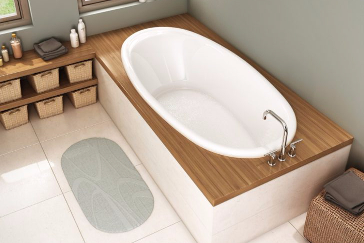 Quality Drop-In Bathtub