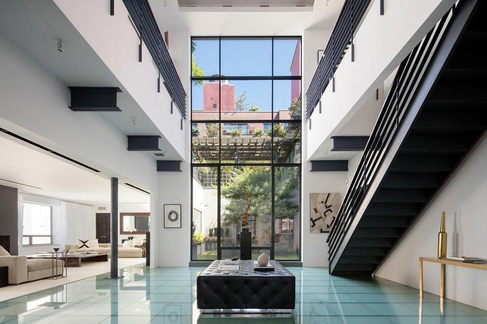 Desain Rumah Mewah Robert De Niro