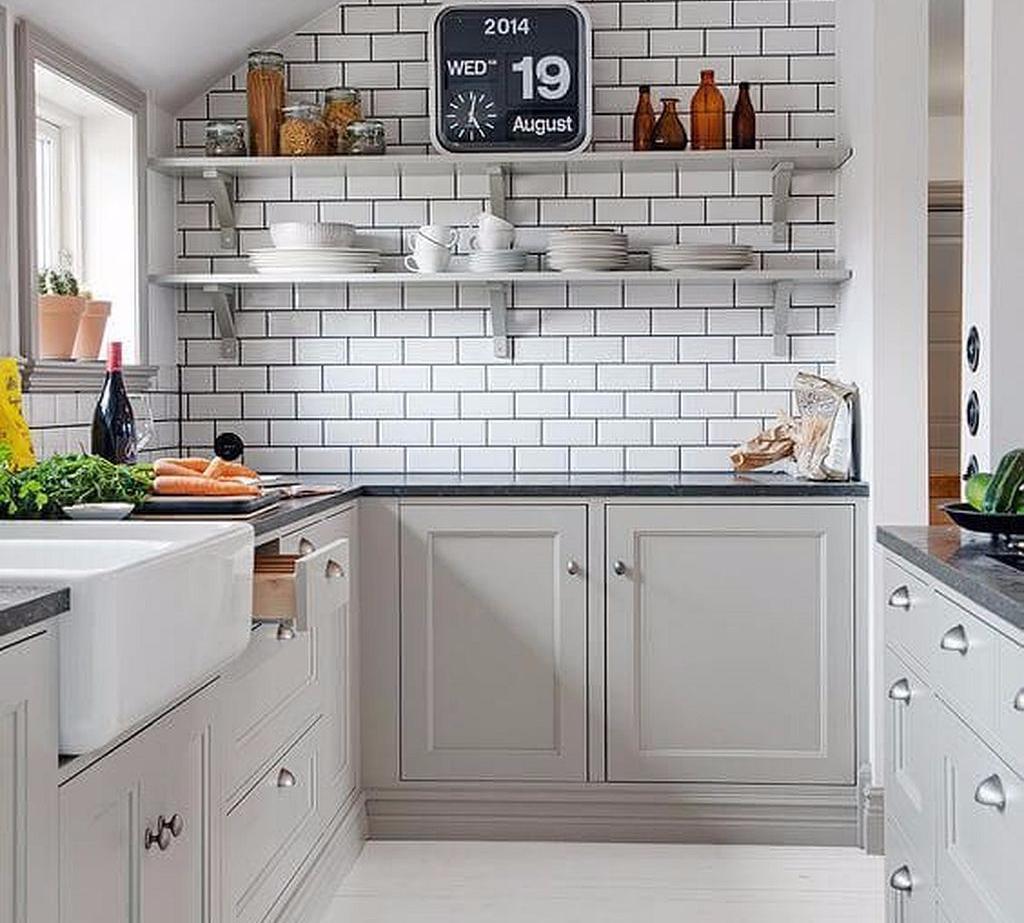 Sederhana tapi Mewah, Intip 5 Desain Dapur Minimalis Ukuran 5 x 5