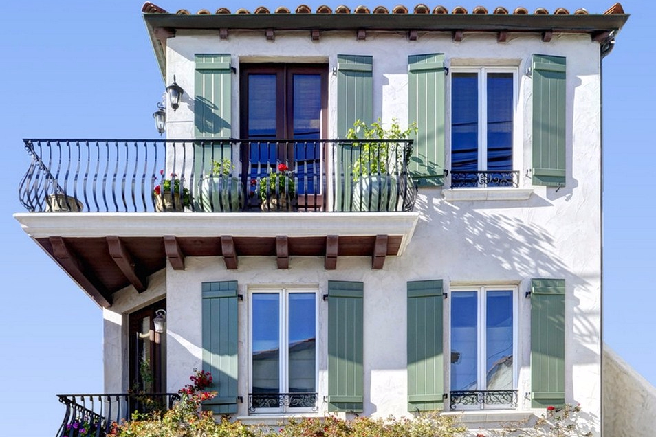 Arsitektur Rumah Mediterania