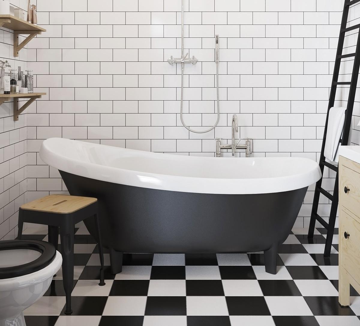 8 tipe desain kamar mandi yang harus kamu tahu!