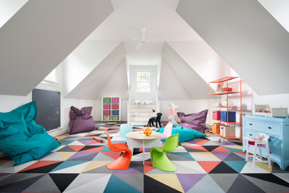 Desain Lantai Karpet