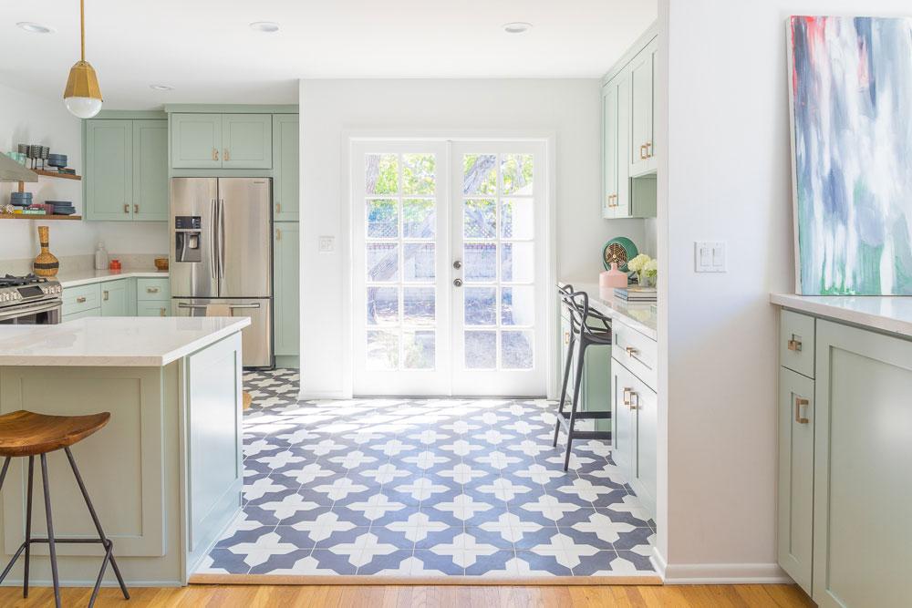 13 Motif Keramik Dapur Favorit Para Desainer