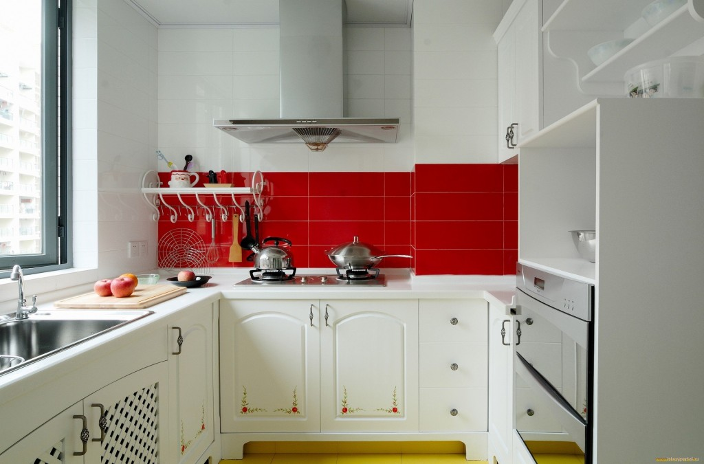 18 Desain Kitchen Set Mini Terfavorit
