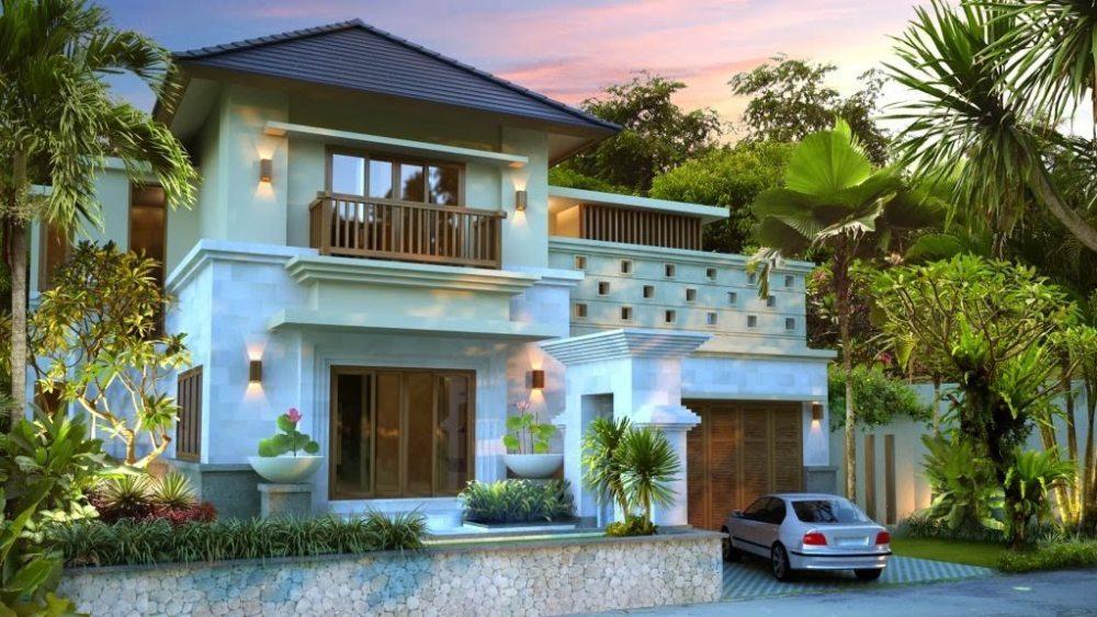 Model Rumah Sederhana Tipe 120