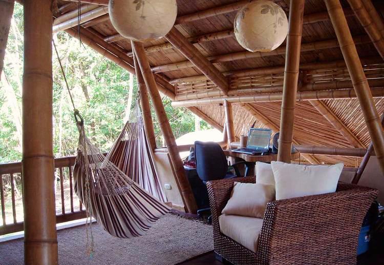 Rumah Bambu Vintage