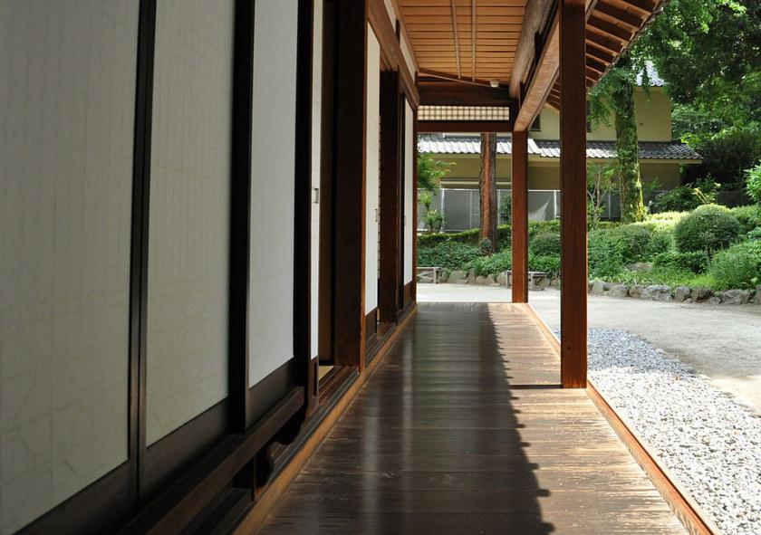 Rumah Jepang Engawa